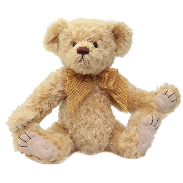 Teddy Aelfric. Ltd edition bear by Clemens